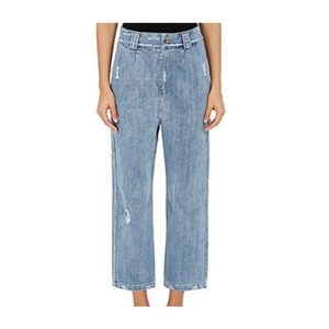 Sea New York Capri/Cropped Denim-Distressed