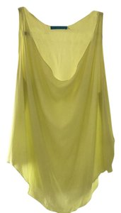 Alice + Olivia Top Lime (Yellow / Green)