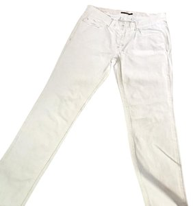 Hugo Boss Straight Leg Jeans-Coated