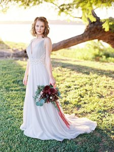 Coco Anais Xoxo Collection 1507 Fall 2014 Wedding Dress