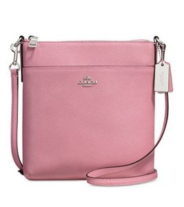 Coach Courier Leather Slim Cross Body Bag