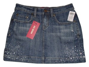 Jixi Denim Skirt Denim