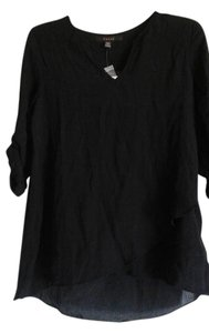 Fever Casual Top Black
