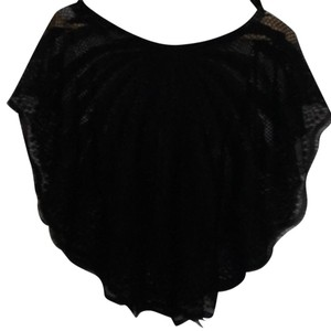 Only Hearts Top Black