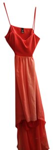 coral red Maxi Dress by Windsor