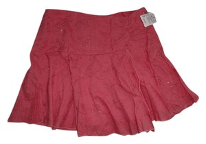 Charlotte Russe Mini Skirt Punch