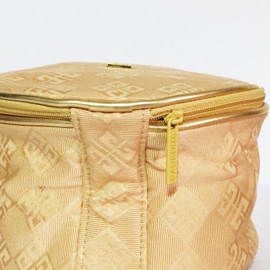 Givenchy organza givenchy parfums found vanity zip top cosmetic case signature monogram Image 1