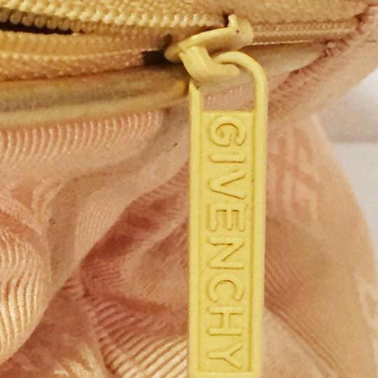 Givenchy organza givenchy parfums found vanity zip top cosmetic case signature monogram Image 3