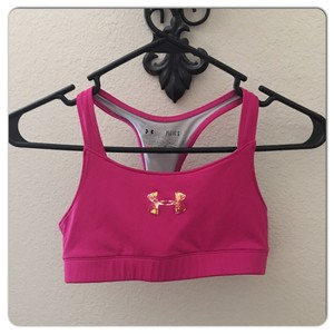4e96b5bd00 Under Armour Fitted Heat Gear. Under Armour Fitted Heat Gear Activewear  Sports Bra Size 12 ...