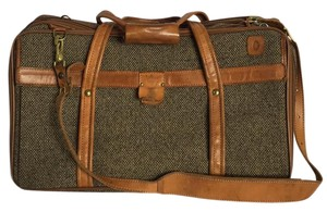 Hartmann brown / tan Travel Bag