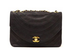 Chanel Lambskin Vintage Shoulder Bag