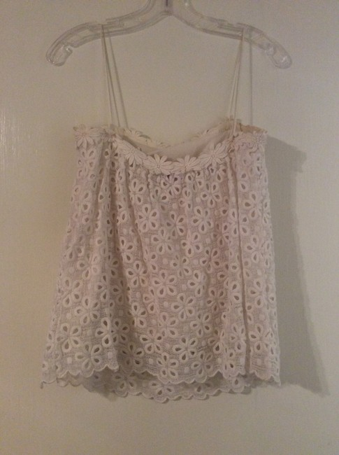 MILLY Top White