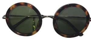 Linda Farrow for The Row The Row Signature Round Glasses