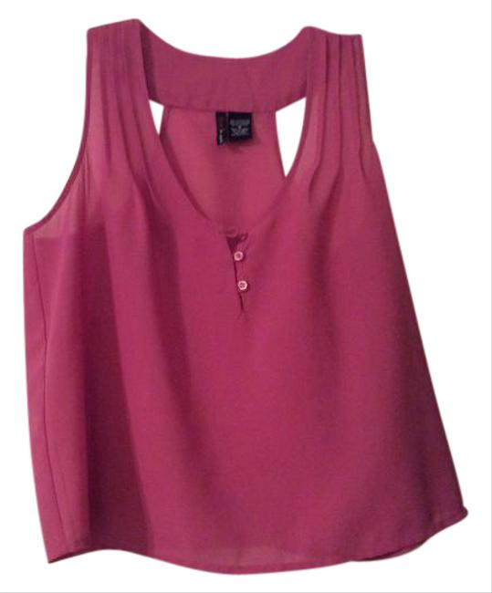 Preload https://item1.tradesy.com/images/fire-pink-blouse-size-8-m-21192030-0-1.jpg?width=400&height=650