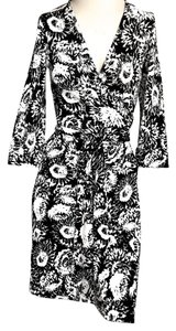 Diane von Furstenberg Wrap Silk Dress