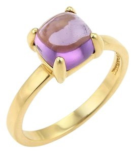 Tiffany & Co. #17069 Tiffany & Co. Picasso Amethyst Sugar Stacks 18k Gold Ring