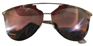 Dior DIOR REFLECTED SUNGLASSES WITH PRISM EFFECT, PINK