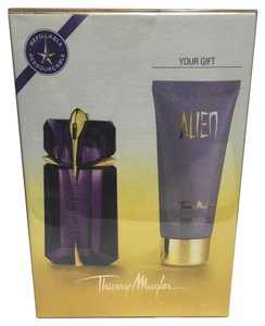 Thierry Mugler ALIEN Thierry Mugler Travel Exclusive 2.0 EDP +3.4 lotion Women SET