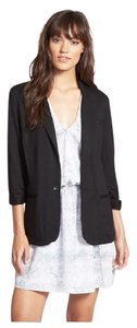 Joie Relaxed Work Clothes Navy Blazer