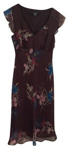 Faith Love Passion short dress Brown on Tradesy