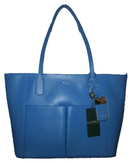 Ralph Lauren Tote in french blue