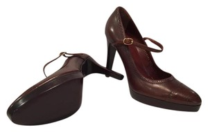 Ralph Lauren Collection Brown Pumps