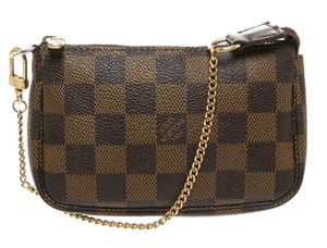 Louis Vuitton Accessories brown Clutch