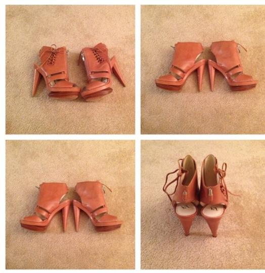 Velvet Angels Tan Sandals