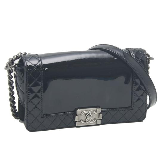 0f9013c40ac3d0 Chanel Boy Bag Black Patent | Stanford Center for Opportunity Policy ...