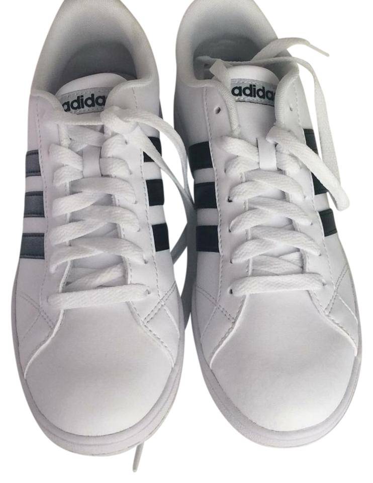 adidas White with Black Neo Sneakers Sneakers Neo 2ff7dc