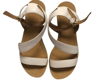 Fifth City white Sandals