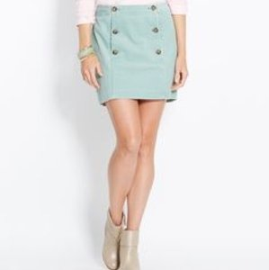 Vineyard Vines Mini Skirt green