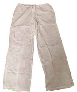 Tommy Bahama Wide Leg Pants White