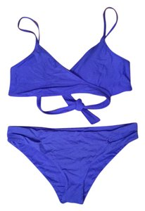 L*Space L Space cobalt bathing suit