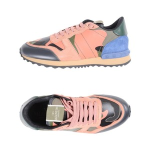 Valentino pink green blue Athletic