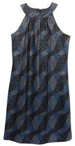 Elie Tahari short dress Multi-color on Tradesy