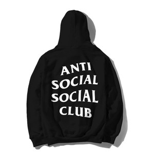 Anti Social Social Club Fashion Instagram Sweatshirt