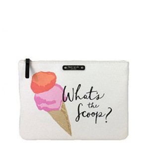 Kate Spade kate spade WHAT'S THE SCOOP GIA POUCH