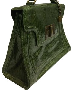 Simply Vera Vera Wang Satchel in green