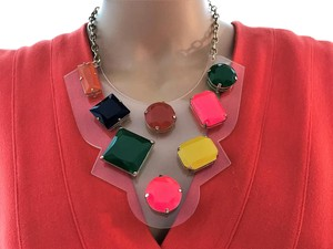 Kate Spade Lucite Necklace