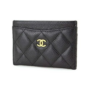 Chanel ($50off) New Classic Grained Leather Card Case