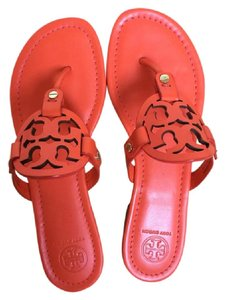 Tory Burch POPPY RED Pumps