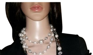 White House | Black Market Pearl and crystal