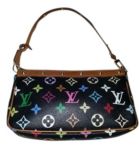 Louis Vuitton Studded Classic Shoulder Bag
