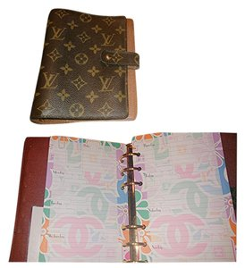 Louis Vuitton Louis Vuitton Agenda MM