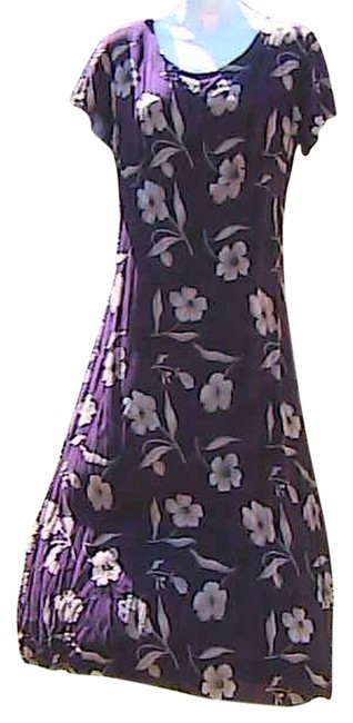 Floral Maxi Dress by DBY Ltd. Simple Style Summer