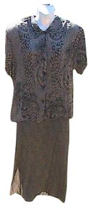Leopard Maxi Dress by White Stag 2 Pc