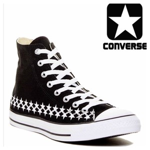 Converse Black, White Athletic