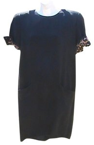 Bill Blass short dress Black on Tradesy