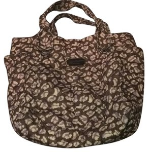 Marc by Marc Jacobs Tote in Brown animal print